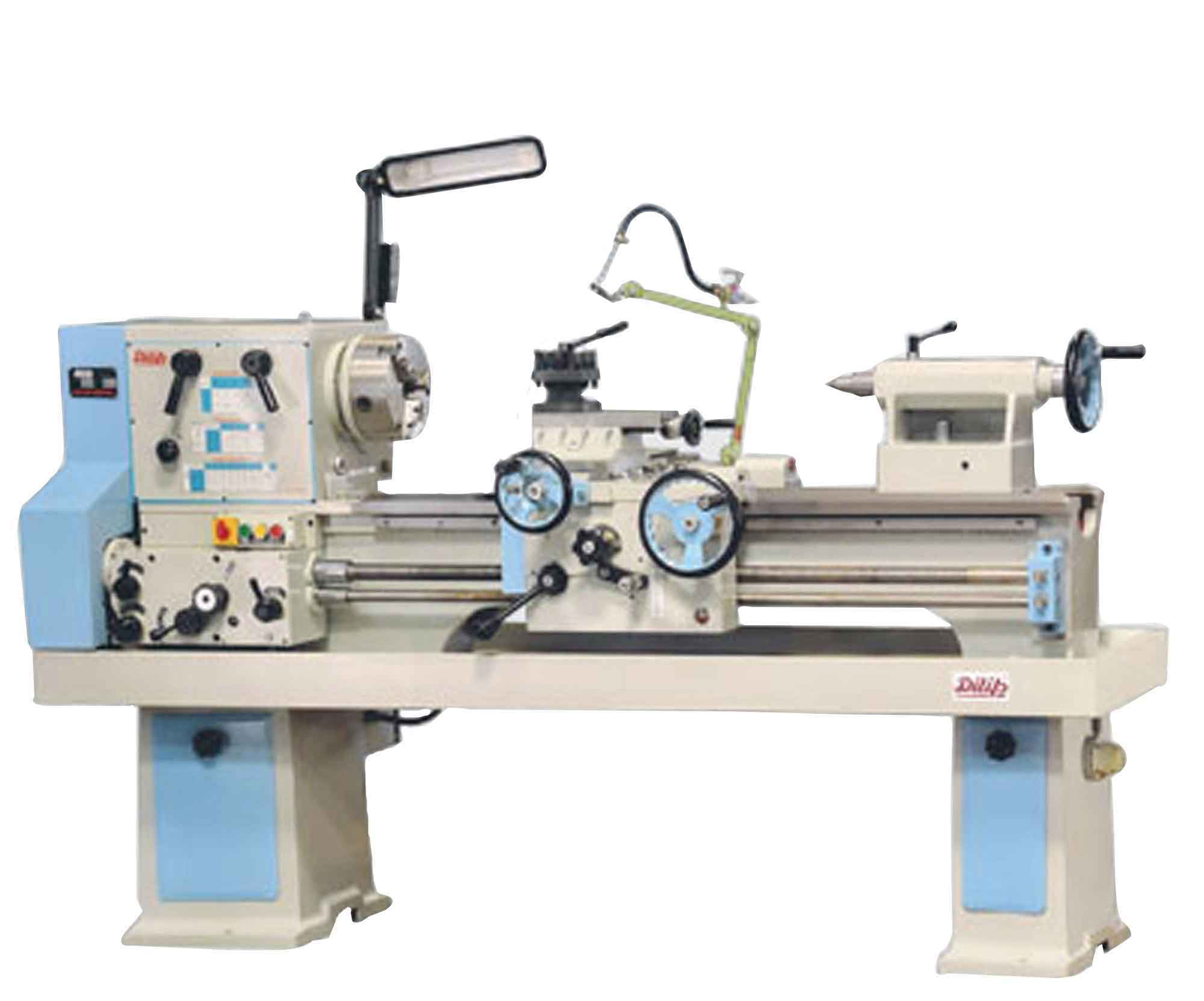All Geared Precision Lathe - MDG Series