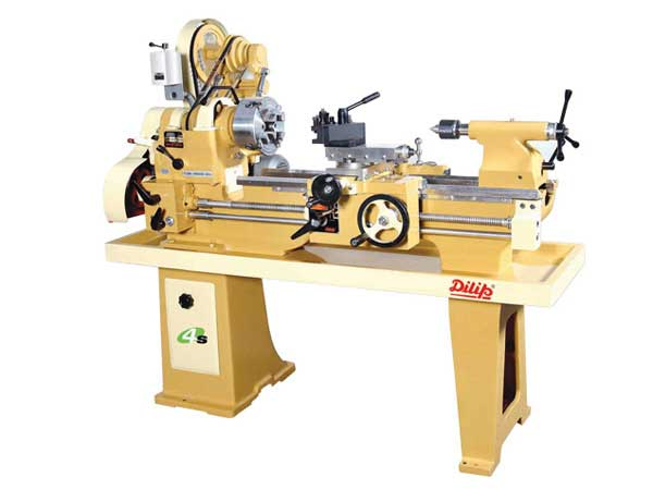 Precision Lathe Machine 4s
