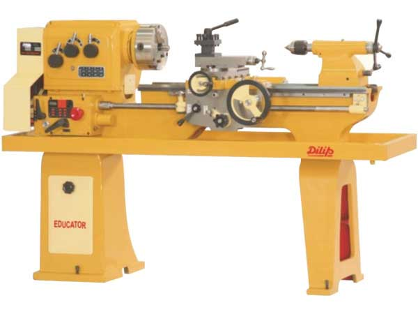 Trainer Lathe Machine