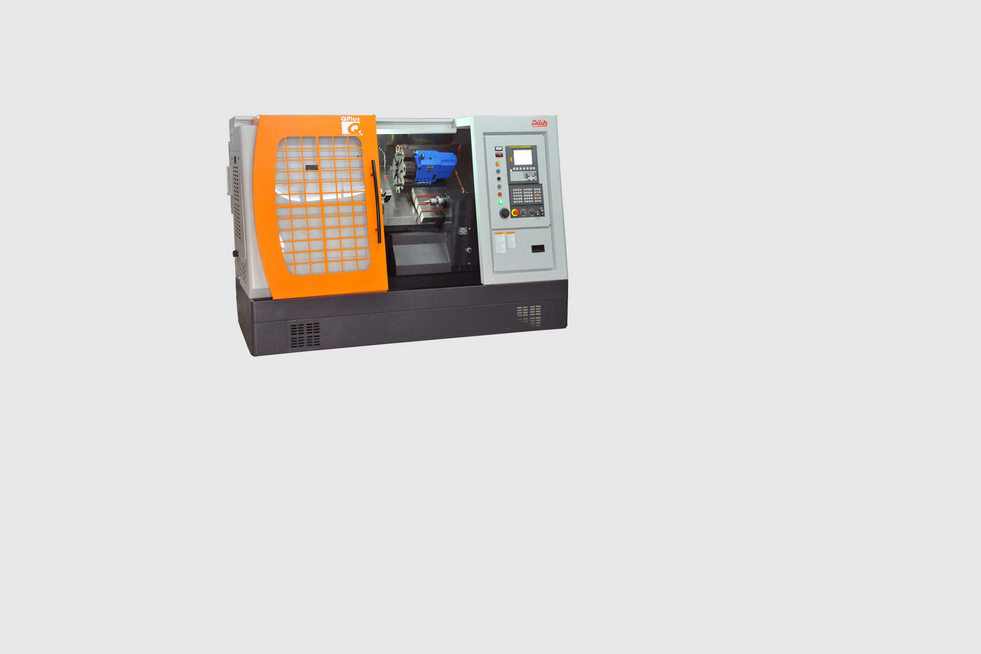 CNC Turning Centre Model - Q Plus